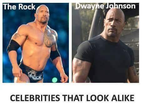 They do look a like - meme