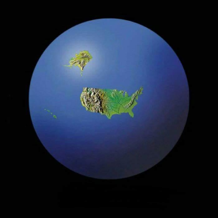Comment les aliens voient la terre selon hollywood... - meme