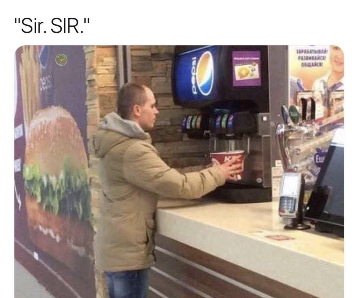 I like Pepsi - meme