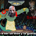 No se donde van las cocatrices de kratos xd