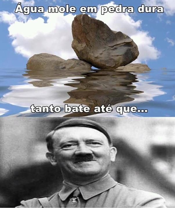 O titulo foi restaurar o orgulho alemão - meme