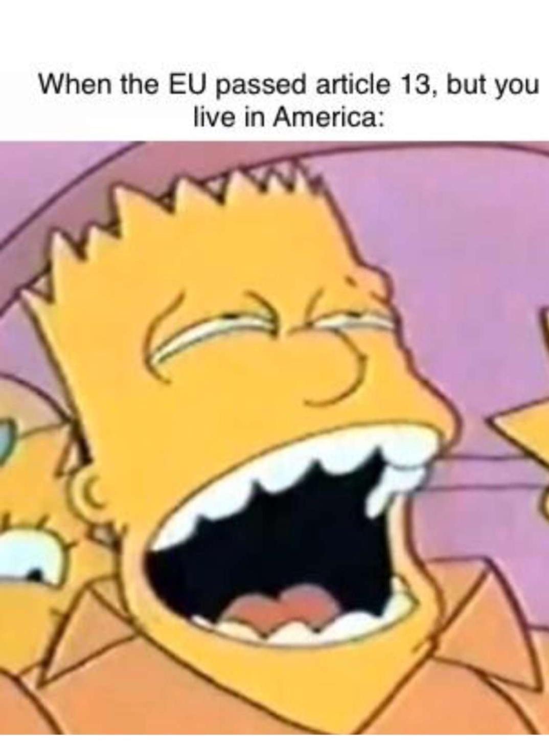 EU libtards - meme