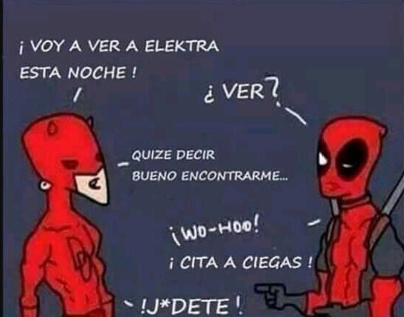Fuckin Deadpool - meme