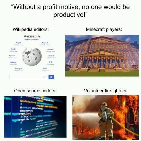profits - meme