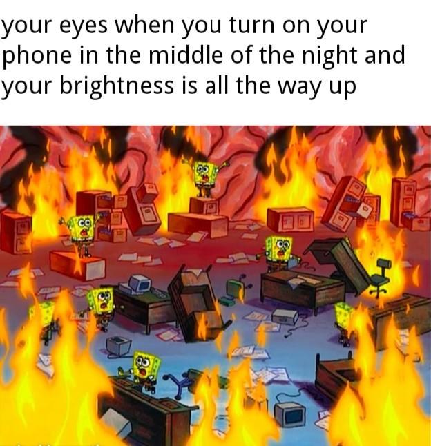 Spongebob me boi - meme
