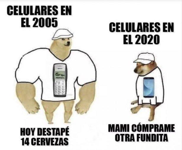 Celulares - meme