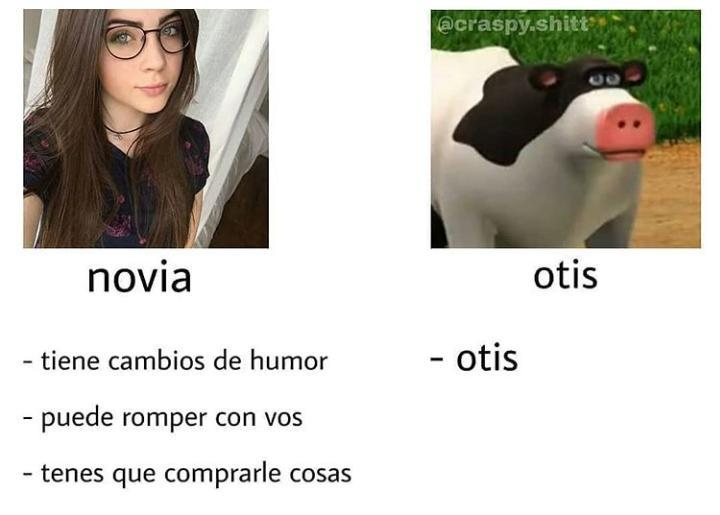 Otis - meme