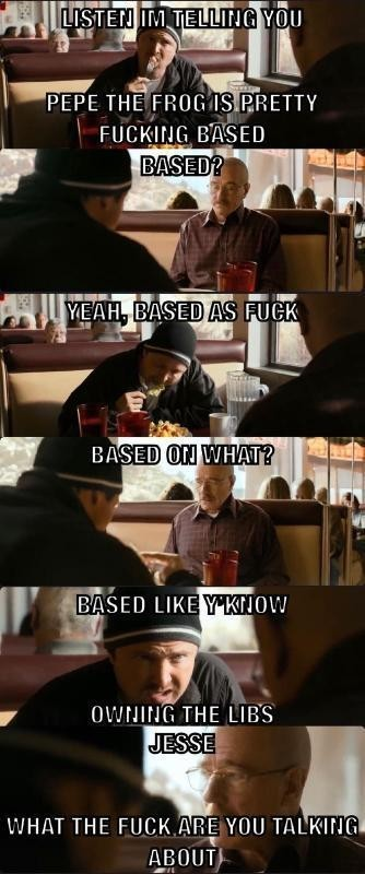 BrBa fandom is the funniest on the internet - meme