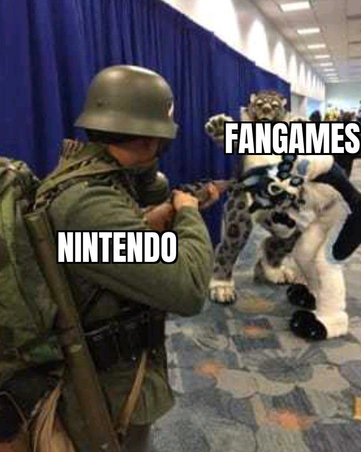 F por Mario Royale - meme