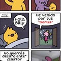 Hola, si otra traducción o comic, como quieran decirle
