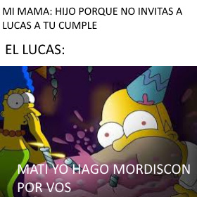 EL LUCAS - meme
