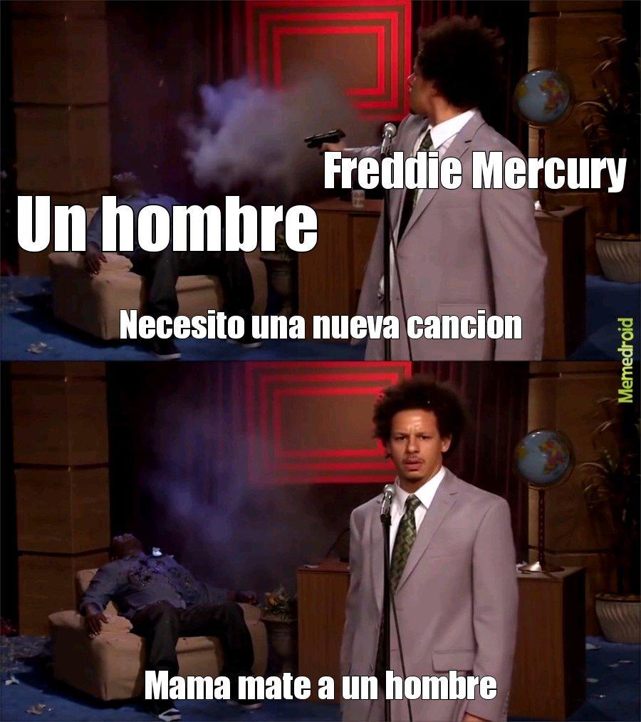 Bohemia Rhapsody - meme