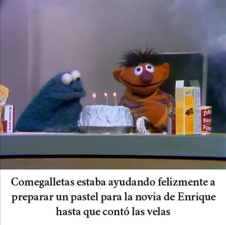 Ê - meme