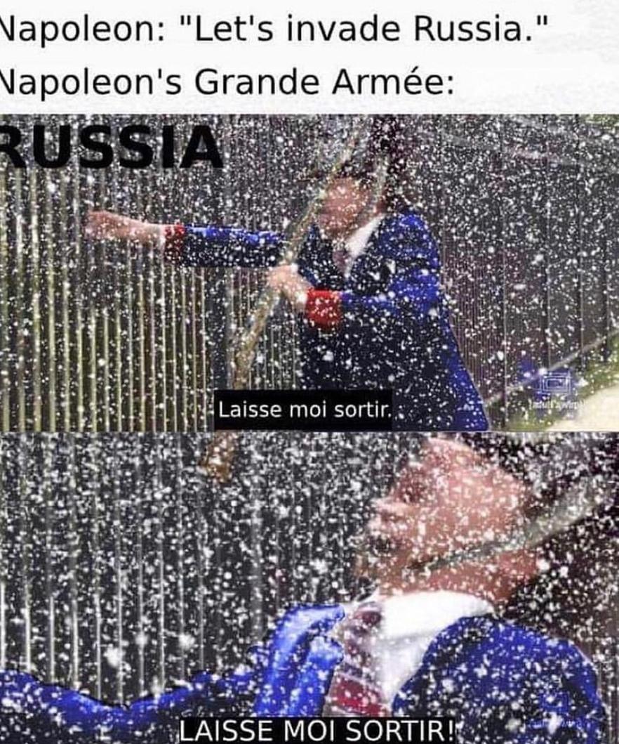 LET ME LEEEEAVEEEE - meme