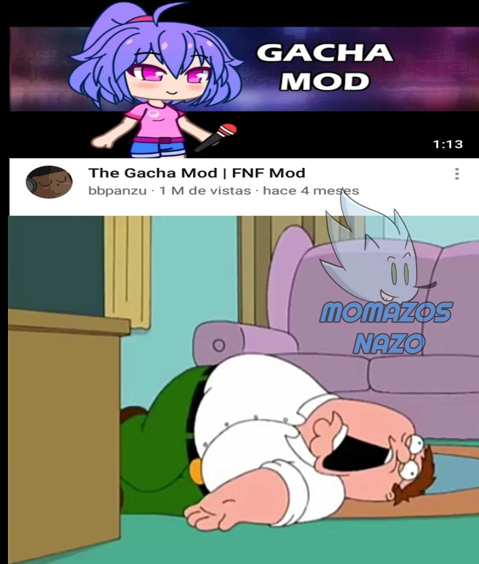 Dos basuras en un solo mod - meme