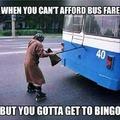 Gambling bug
