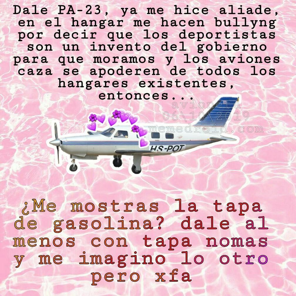 La PA-46 ligona - meme