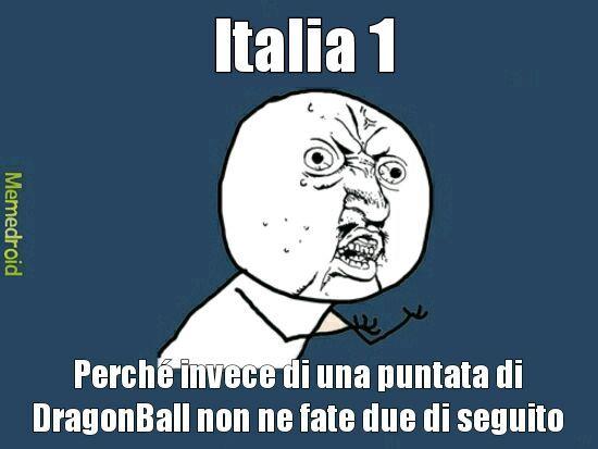 Vaffanculo Italia 1 - meme
