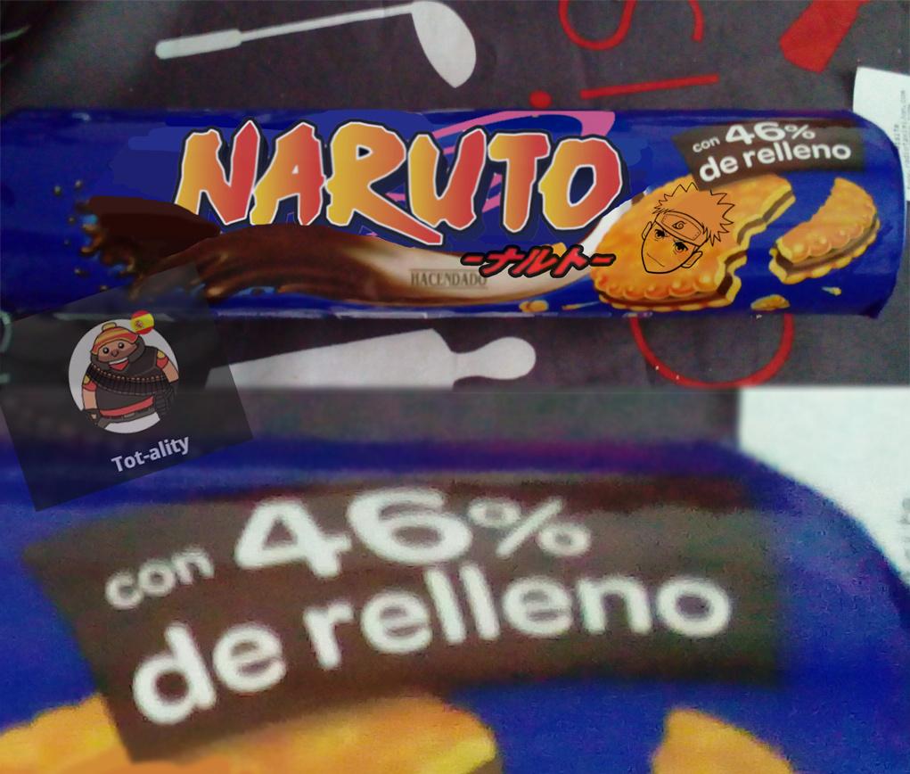 Ste Naruto... - meme