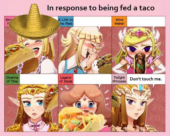 Now I'm kinda hungry - meme