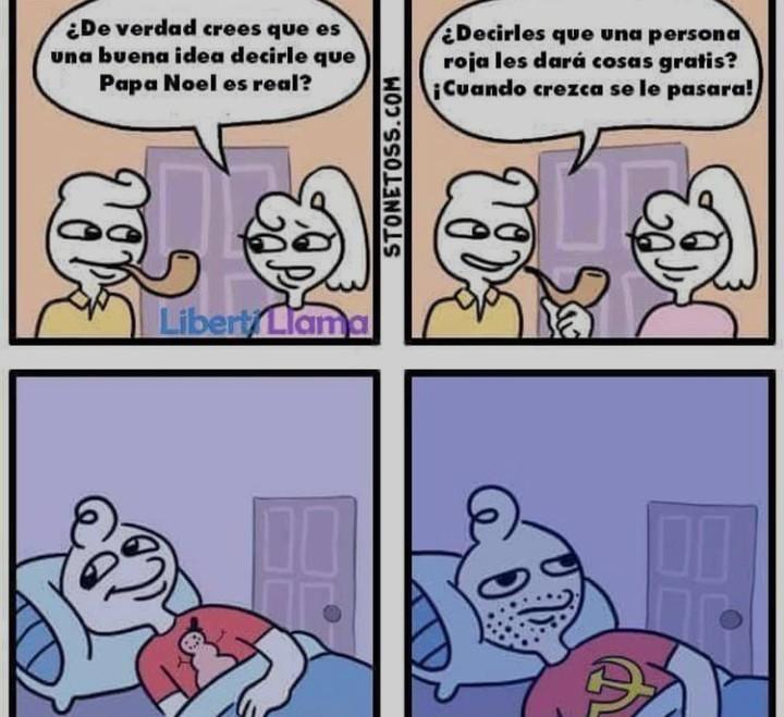 Comunismo PD: es repost:okay: - meme