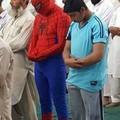 Spiderman musulmán