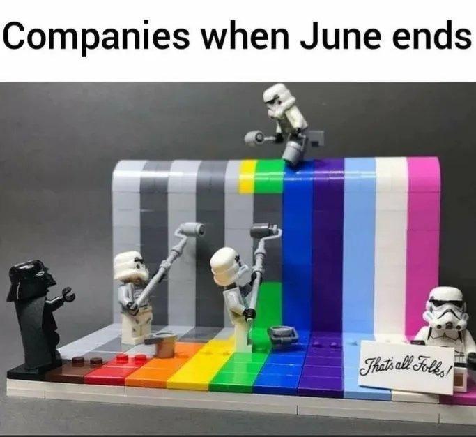 Companies be like - meme