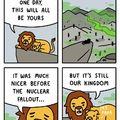 fallout lion