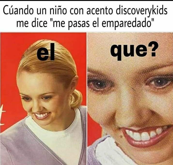 Discovery kids - meme