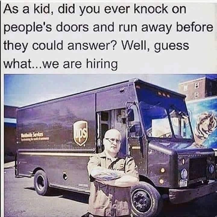 we are hiring - meme