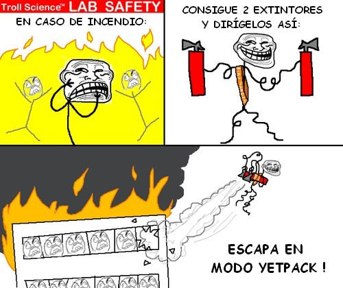 problem fuego?? - meme