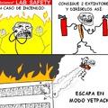 problem fuego??