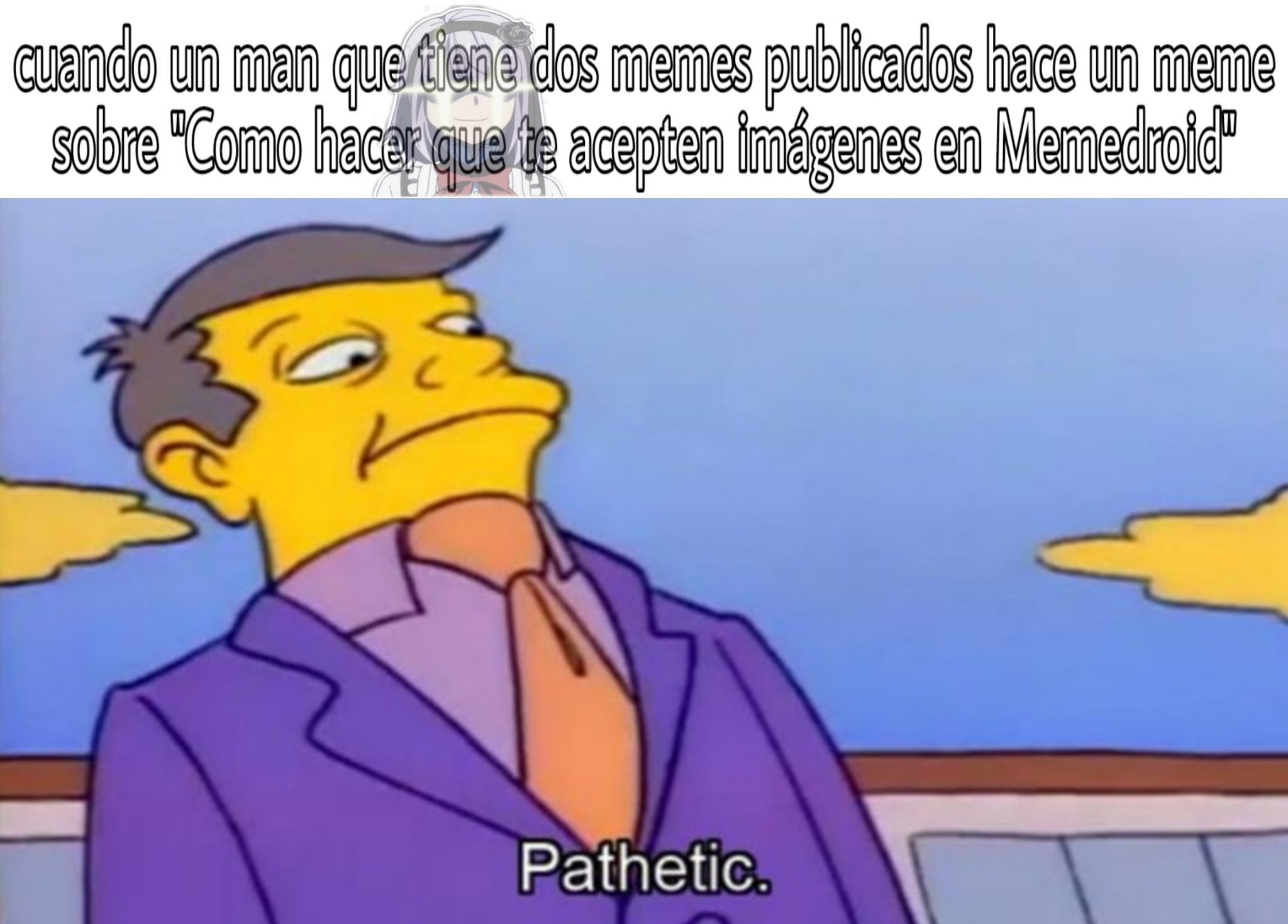 no me involucro con el micro - meme