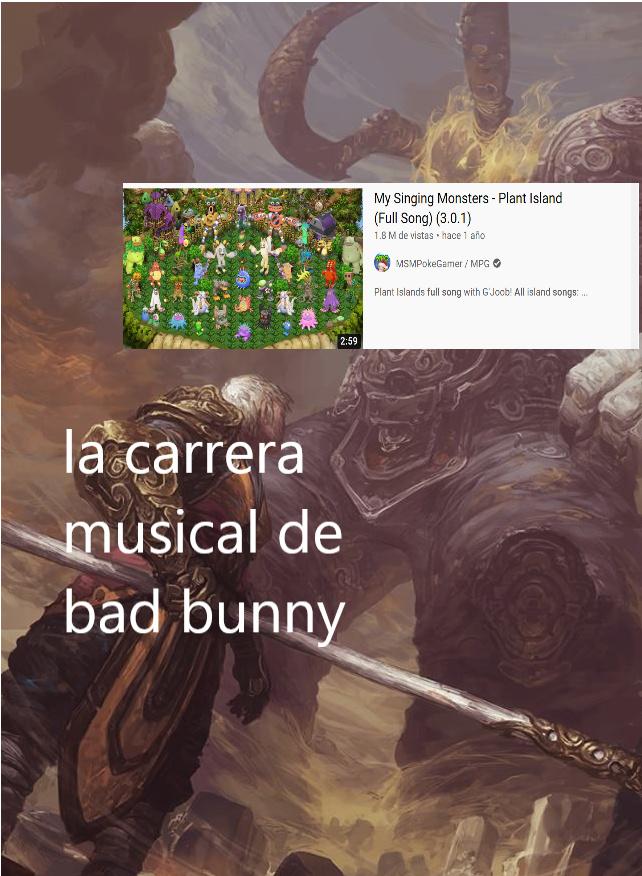 my singing monsters - meme