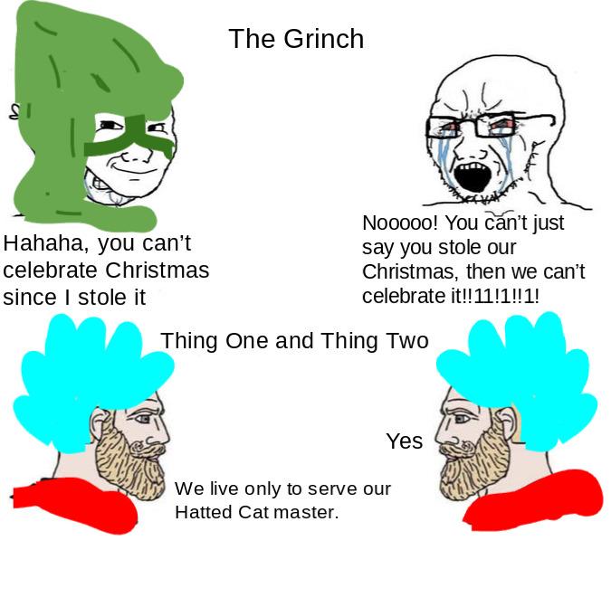 Dr. Seuss - meme