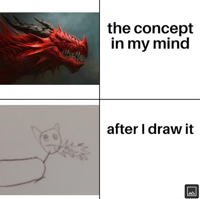 me in art class - meme