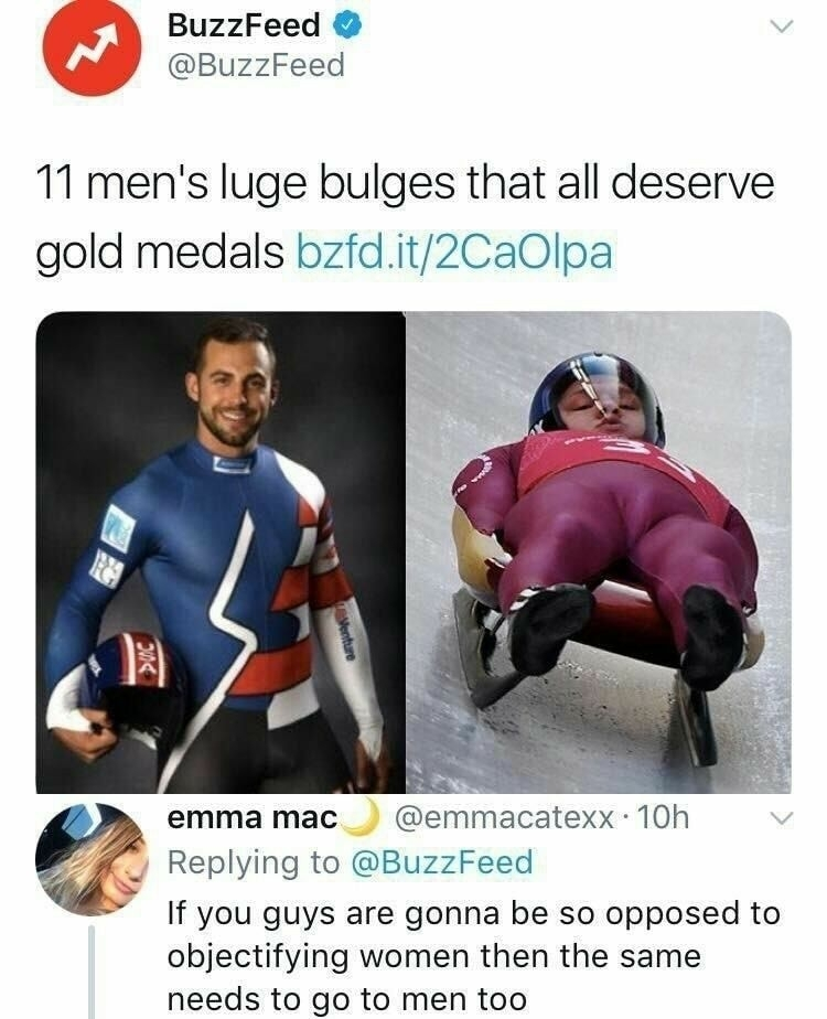 Man bulges - meme