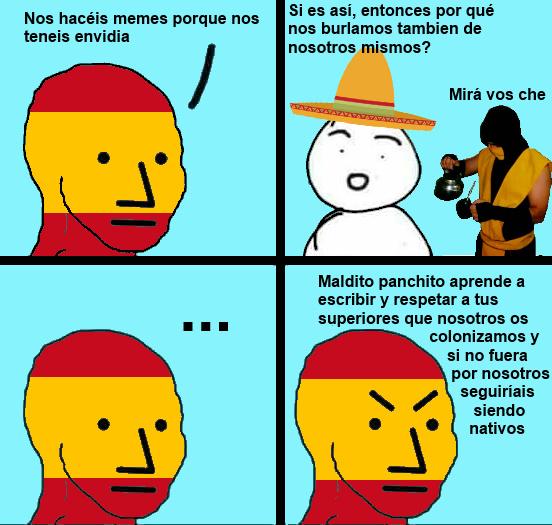 Spain: special kids - meme