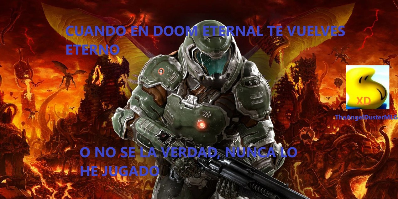 Doom Eternal - meme