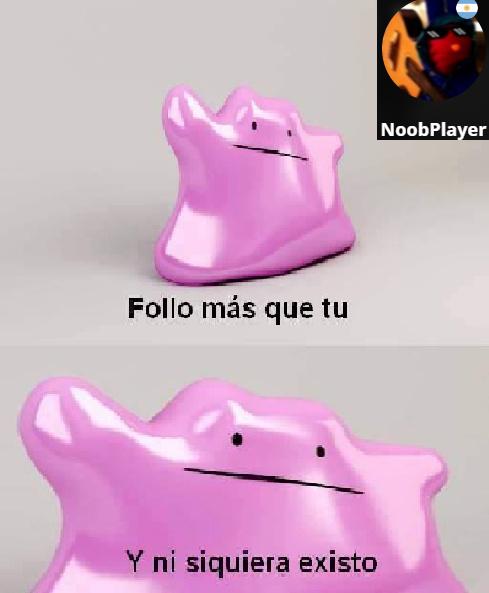 Ditto - meme