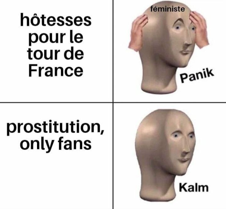 Faiminism. - meme