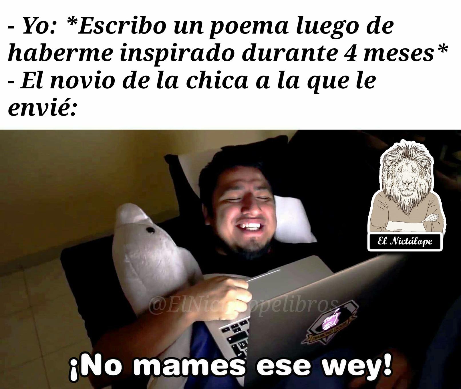 Poema - meme