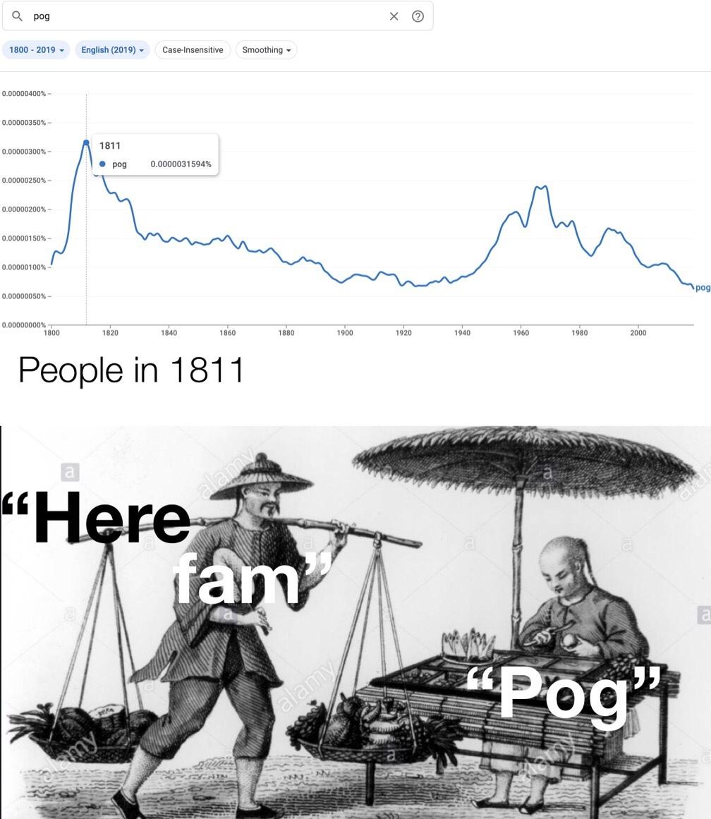 Bad meme ik