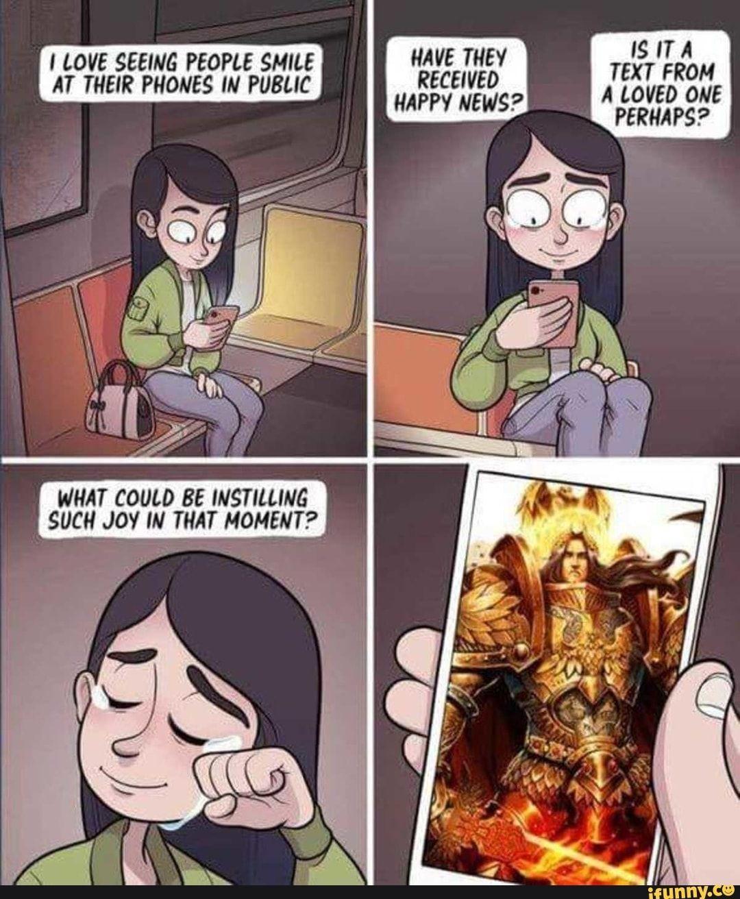 I know it - meme