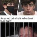 Good looking murderer