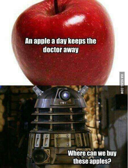 doctor who - meme