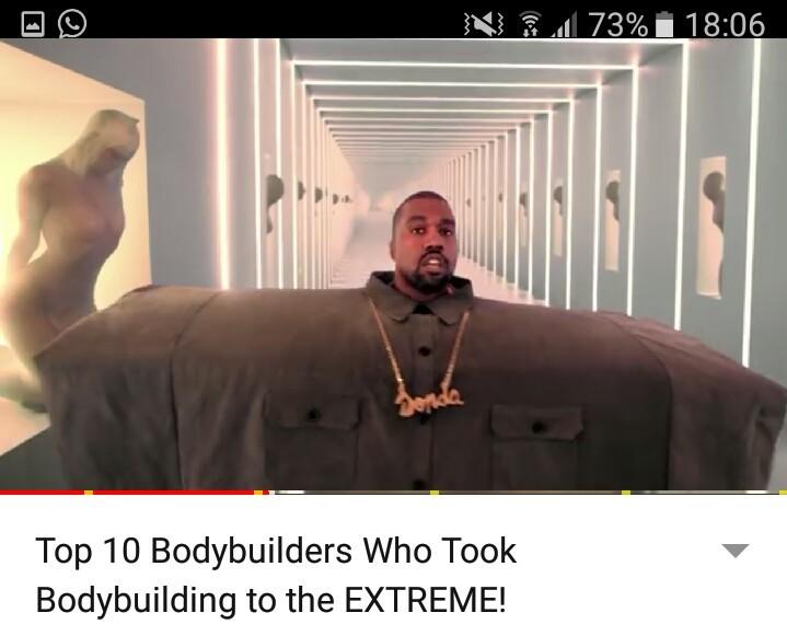 Thank you Kanye - meme