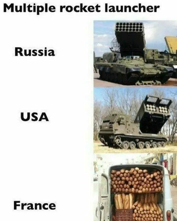 France wins - meme