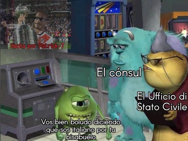 Viva L'Italia! - meme