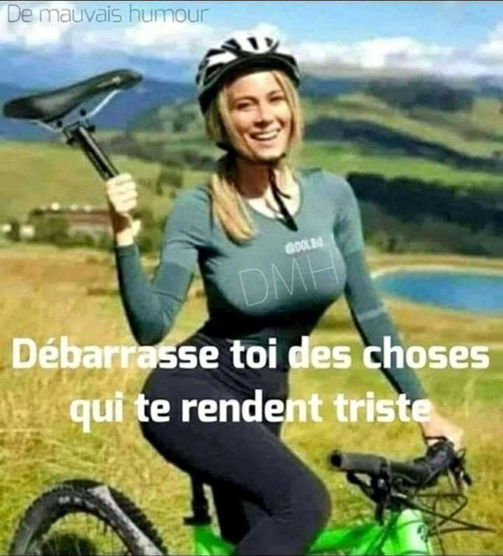Vélo - meme